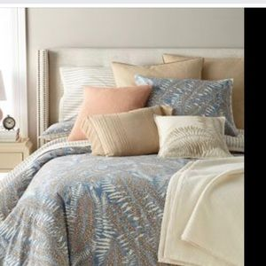 RALPH LAUREN HOME HADLEY FERN King Pillow Shams